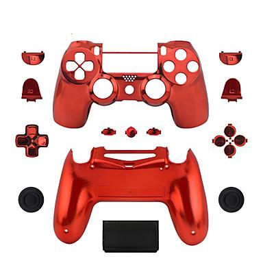 Bezprzewodowy Części zamienne do kontrolera Na PS4 , Zdejmowany Części zamienne do kontrolera ABS 1 pcs jednostka