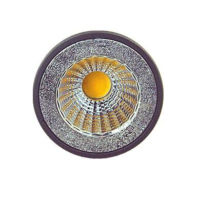 billige Elpærer-1pc 4.5 W LED-spotpærer 600 lm MR16 1 LED perler COB Varm hvit Kjølig hvit 12 V
