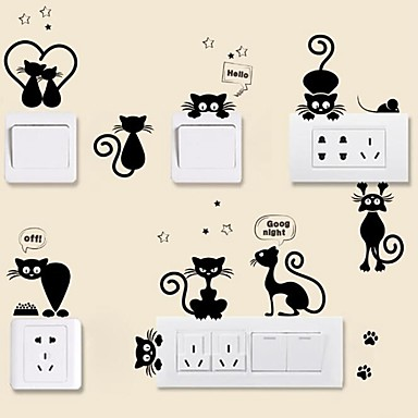 animals wall stickers plane wall stickers decorative wall stickers