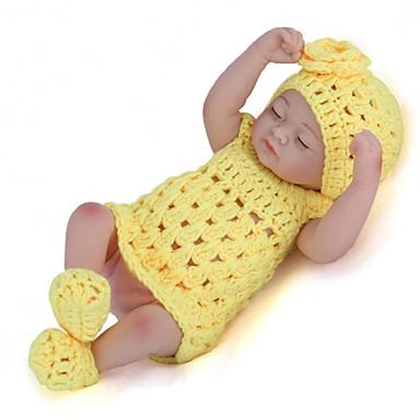 preiswerte Puppen-NPKCOLLECTION NPK-PUPPE Lebensechte Puppe Mädchen Puppe Baby Mädchen 12 Zoll Ganzkörper Silikon Silikon Vinyl - Neugeborenes lebensecht Niedlich Handgefertigt Kindersicherung Neues Design Kinder