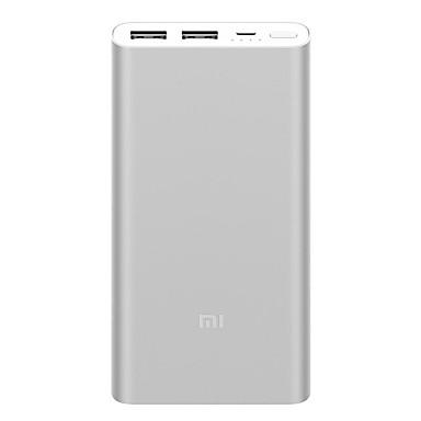 billige Eksterne batterier-Xiaomi 10000 mAh Til Power Bank Eksternt batteri 5-12 V Til Til Batterilader Overladningsbeskyttelse / Charging LED