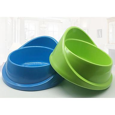 200 L L Koty Miski i butelki na wodę Zwierzęta domowe Miski i Żywienie Przenośny Zielony / Niebieski