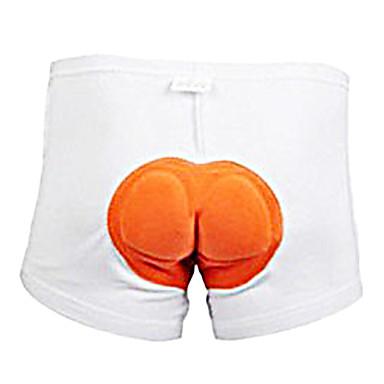 WEST BIKING® Unisex Fahrradunterwäsche Patchwork Fahhrad Shorts / Laufshorts / Gepolsterte Shorts / Unterwäsche Shorts / Undershort 3D