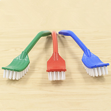 High Quality 1pc Plastic Cleaning Brush & Cloth Storage, Kitchen Cleaning Supplies
