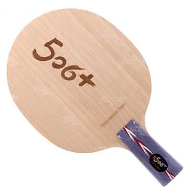 DHS® TG 506+ CS Ping Pang/מחבטי טניס שולחן לביש עמיד עץ סיבי פחמן 1