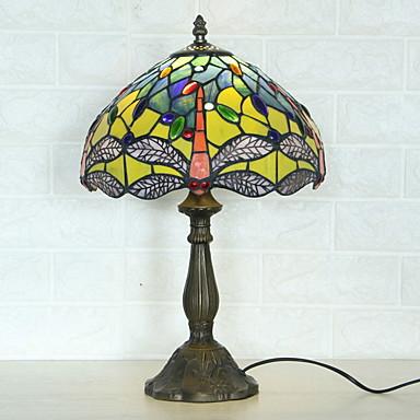Rustykalny / Tradycyjny / Classic Dekoracyjna Lampa stołowa Na Metal 220-240V