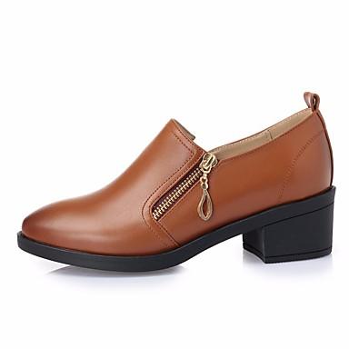 Brun Noir 06590708 claire Talon Femme Bottier Mocassins D6148 Printemps Cuir Chaussures Automne et Confort Chaussons TnZSaqxT