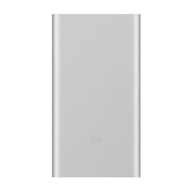 Xiaomi 10000 mAh Pour Batterie externe de banque de puissance 5 V Pour Pour Chargeur de batterie QC 2.0 LED