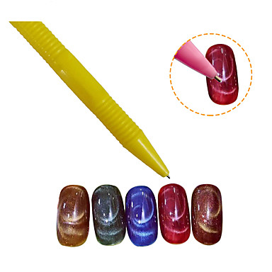voordelige Nagelgereedschap & Apparatuur-5 Nail Art Tool Nail DIY Tools Nail Painting Tools Voor Vingernagel Teennagel Meerdere kleuren / Duurzaam Nagel kunst Manicure pedicure Gepersonaliseerde / Neon & Bright Dagelijks