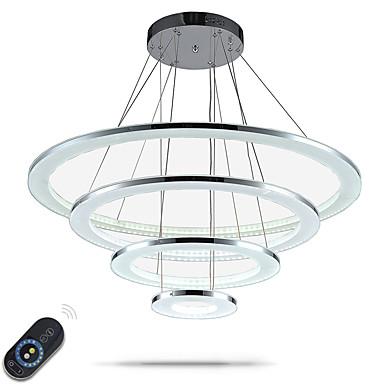 أضواء معلقة ضوء محيط - تخفيت, LED, المصممين, 110-120V / 220-240V وشملت مصدر ضوء LED / 15-20㎡ / LED متكاملة