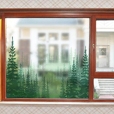 Folie okienne i naklejki Dekoracja Współczesny Prosty PVC Naklejka okienna / Matowy / a / hol / Salon