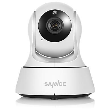 SANNCE 2 mp Kamera IP w pomieszczeniach Wsparcie 64 GB sol / PTZ / Przewodowa / CMOS / Bezprzewodowy / Dzień i noc