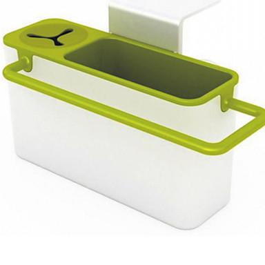 Organizacja kuchni Skrzynki magazynowe Plastik Łatwy w użyciu 1 szt.
