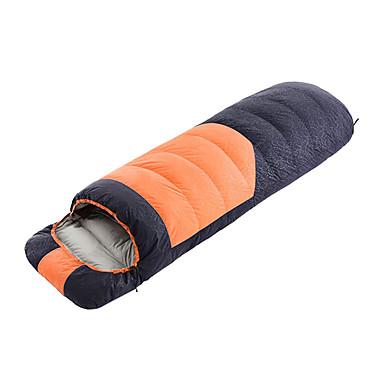 Shamocamel® Sovepose Utendørs -10~5 °C Rektangulær Dukke Ned Vanntett / Hold Varm / Ultra Lett (UL) til Camping & Fjellvandring Høst / Vinter