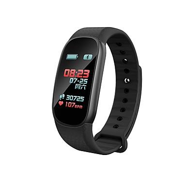 Zegarek na bransoletce F63 na Android iOS Bluetooth Bluetooth Monitor aktywności fizycznej / Czujnik na palec