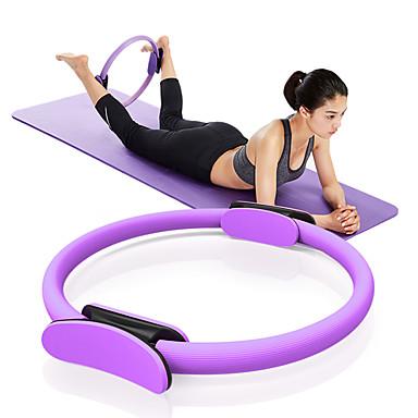 Pilates Ring / Fitness Circle Yoga & Danse Sko Fleksibel / magi 40 cm Trening / Full Body Toning / Strømmotstand Treningssenter / Hjem /