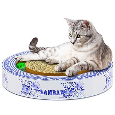 73b4c5db5 الألعاب أسرة بسيط مسموح باصطحاب الحيوانات الأليفة لوح التقطيع نعناع بري  ورقة من الورق المقوى من أجل قطط