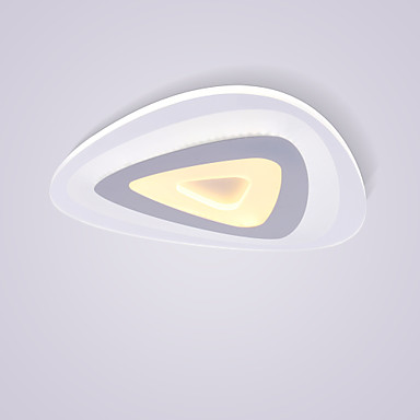 Takmonteret Baggrundsbelysning - LED, 110-120V / 220-240V LED lyskilde inkluderet / 5-10㎡ / Integreret LED