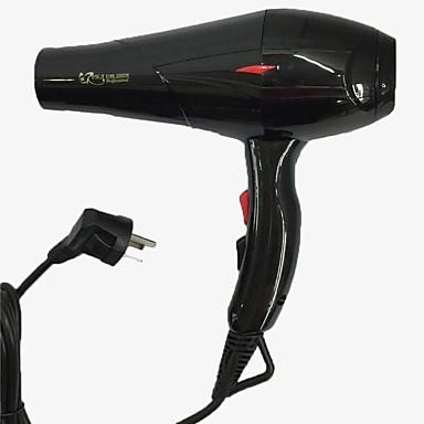 Factory OEM Suszarki do włosów na Mężczyźni i kobiety 220 V Regulacja temperatury / Lampka zasilania / Projekt kieszonkowy / Regulacja prędkości wiatru