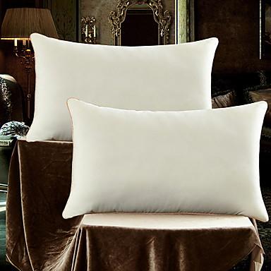 wygodna-najwyższej jakości poduszka na łóżko terylene nadmuchiwana wygodna poduszka puch / poliester poliester piórka
