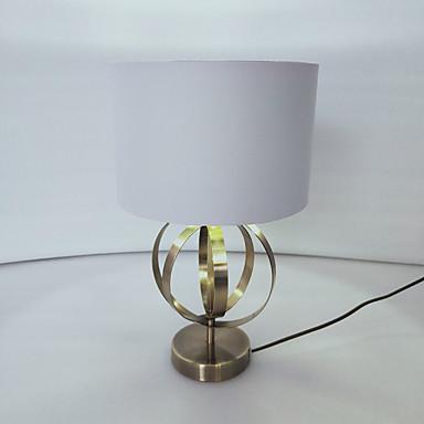 Lampa stołowa Na Sypialnia / Jadalnia Metal 110-120V / 220-240V