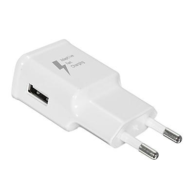Încărcător Portabil Încărcător USB Priză US / Priză EU 1 Port USB 2 A 110~220 V pentru