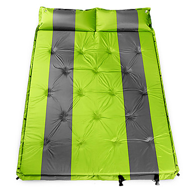 Sleeping Pad Self-Inflating Camping Pad Outdoor Keep Warm Inflated Thick 100°C Camping / Hiking Outdoor All Seasons