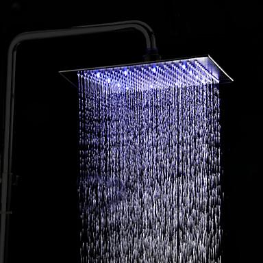 Antiikki Sadesuihku Antiikkipronssi Ominaisuus - Sadesuihku LED, Suihkupää