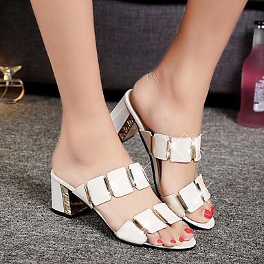homme / femme femme femme de femmes a pu (polyuréthanne) · confort estival des sandales croûton Blanc  / beige · exquis 0b765f