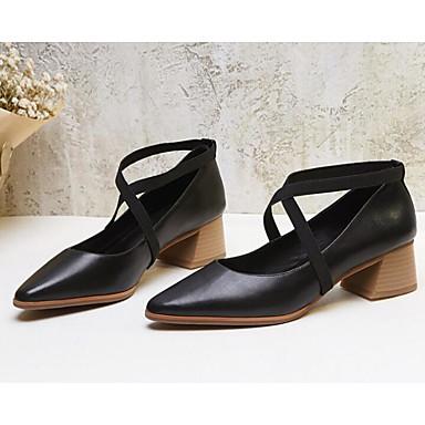 Bottier 06656007 Printemps Basique Escarpin Cuir Marron Talon à Nappa Cuir Chaussures Noir Talons Vin Femme Confort Chaussures qWFwaT7TU