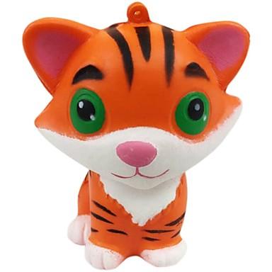 Zabawki do ściskania / Gadżety antystresowe Tiger Stres i niepokój Relief / Zabawki dekompresyjne Others 1pcs Dziecięce Wszystko Prezent