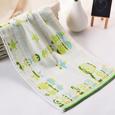 Najwyższa jakość Ręcznik kąpielowy / Ręcznik, Geometryczny Poly / Cotton 1 pcs