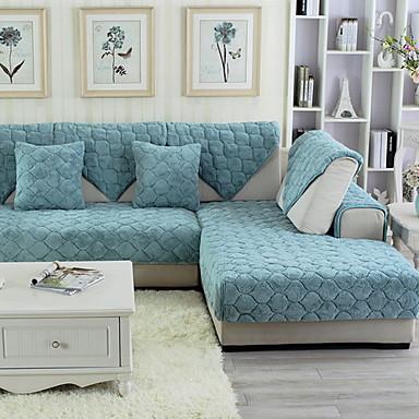 Pokrowiec na sofę Jendolity kolor Reactive Drukuj Poliester / Bawełna slipcovers