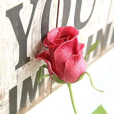 Sztuczne Kwiaty 1 Gałąź Rustykalny / Ślub Storczyki / Roses / Wieczne Kwiaty Bukiety na stół