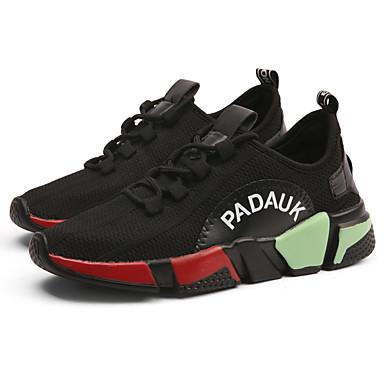 Printemps Femme Tulle Bout Plat Chaussures Confort 06654374 rond Chaussures Marche Automne Noir Talon d'Athlétisme rHE5qrvwx