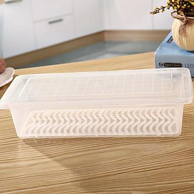 Organizacja kuchni Skrzynki magazynowe Plastik Przechowywanie 1szt