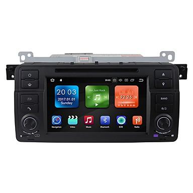 voordelige Automatisch Electronica-Factory OEM 1Din Android / Android 8.0 Ingebouwde Bluetooth / GPS / RDS voor BMW Ondersteuning / Aanraakscherm / SD / USB-ondersteuning