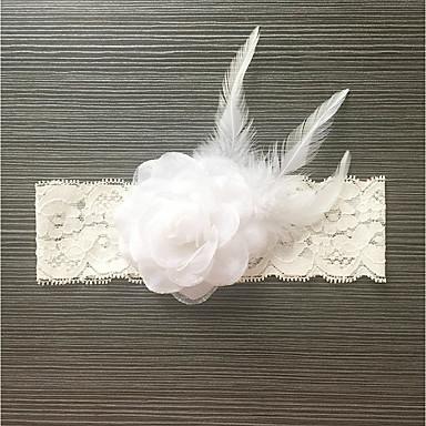 Dantelă Stil Vintage Nunta Garter Cu Floral / Găuri Jartiere Nuntă / Party & Seară