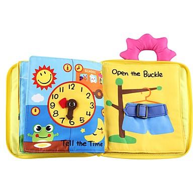 Игрушка для обучения чтению 3D / Читая книгу дошкольный Подарок 1 pcs
