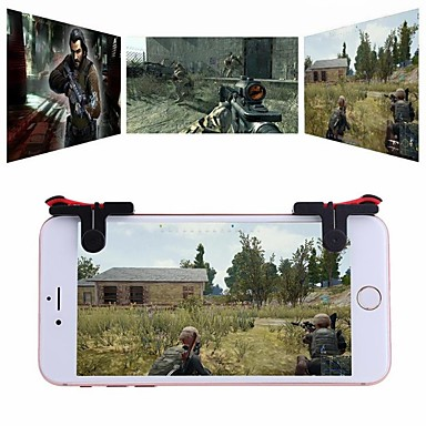 voordelige Smartphone gaming-accessoires-game trigger voor pubg, portable game trigger abs 2 pcs unit