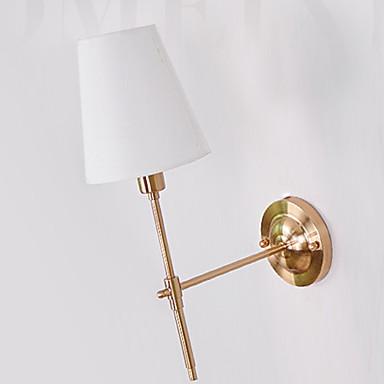 Model nou Modern / Contemporan Becuri de perete Sufragerie / Dormitor Metal Lumina de perete 220-240V 40 W