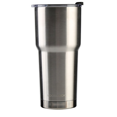 Drinkware Stainless Steel / PP+ABS Vacuum Cup Portable / Heat Retaining 1 pcs