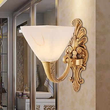 Cool Vintage Becuri de perete Sufragerie / Coridor Metal Lumina de perete 220-240V 40 W