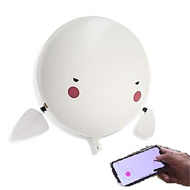 povoljno Novost rc igračke-Qbofly Baloni Emotikoni Kreativan 3D likovi Igračka za daljinsko upravljanje 1 pcs Odrasli Tinejdžer Igračke za kućne ljubimce Poklon