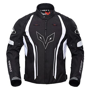 DUHAN D-205 Imbracaminte pentru motociclete Σακάκι pentru Toate Îmbrăcăminte Oxford / Poliester / Poliamidă Toate Sezoanele Rezistent la apă / Anti-vânt / Termică / Cald