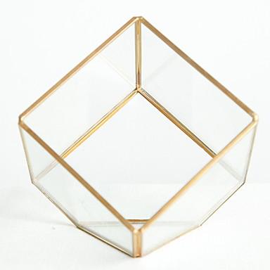 Modern / Contemporan / stil minimalist Fier Suporturi Lumânări Sfeșnic 1 buc, Lumânare / Suport pentru lumânări