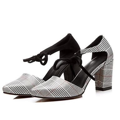 Femme Nappa Talon Escarpin Basique Printemps Talons Noir Confort Bottier Chaussures Chaussures Cuir Blanc 06797474 à rwEArZ