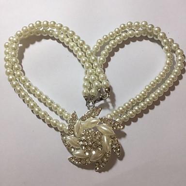 γυναικεία κοσμήματα - κομψό σετ κοσμήματος για γάμο / πάρτι / επέτειο