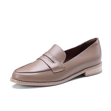 Talon Bas Femme Rose Mocassins Chaussures Eté 06840463 et D6148 Noir Cuir Nappa Confort Chaussons BzvB7r