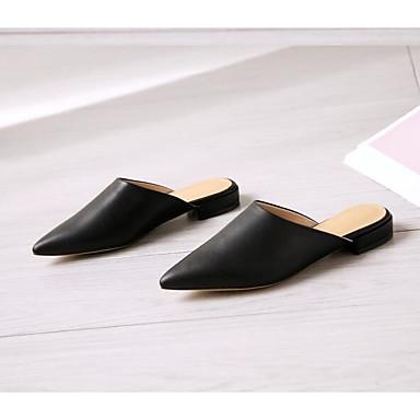 claire Brun Talon Eté Cuir Bas Beige Sabot Mules 06785809 amp; Femme Chaussures Noir Confort Nappa xOwt7Rqg